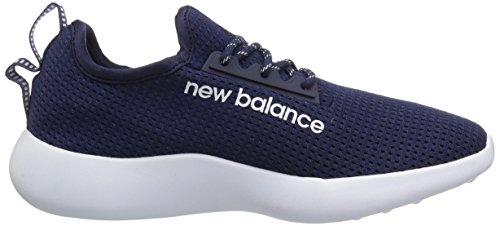Nuovo Equilibrio Mens Nb Recupero V1 Transizione Lacrosse Scarpe Navy