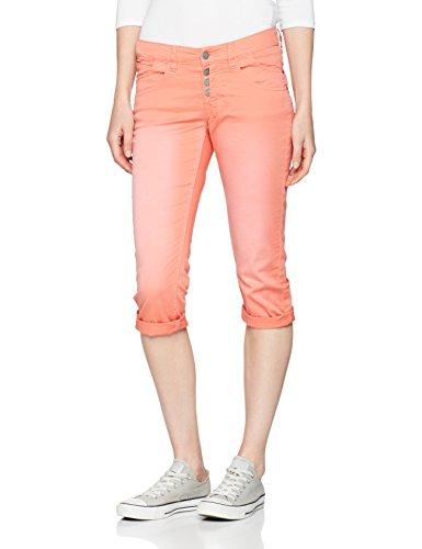 Q/S designed by, Pantalones para Mujer Rosa (Peach Melba 4292)