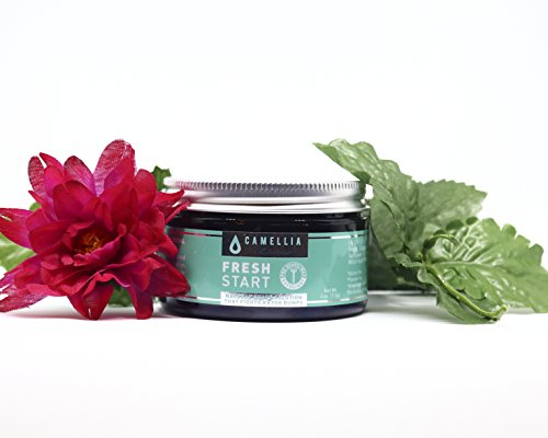 "esh Start"" Pre- Shave Scrub- Natural Elements Exfoliating Body Scrub for Women ()"