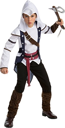 Assassin's Creed III Connor Assassin Bundle Boys Costume Large 12-14