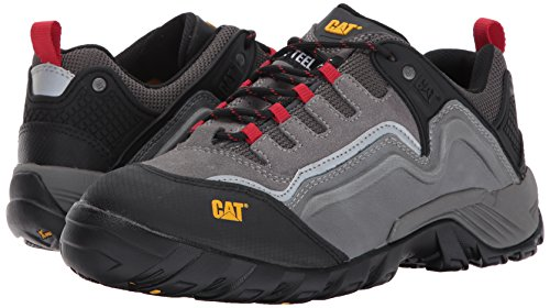 Caterpillar Men's Pursuit 2.0 Steel Toe / Medium Charcoal Work Shoe