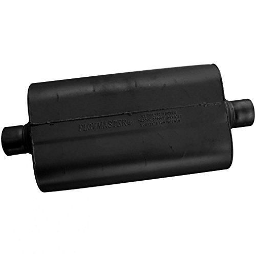 Flowmaster 52555 Super 50 Muffler - 2.50 Center IN / 2.50 Center OUT - Moderate Sound