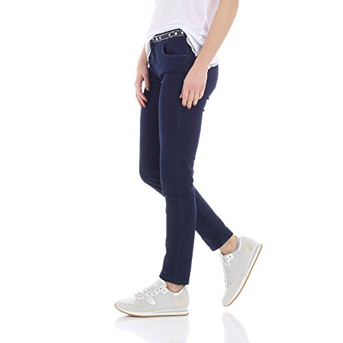 Trussardi Jeans Jean Skinny Femme Bleu (Blue U280)