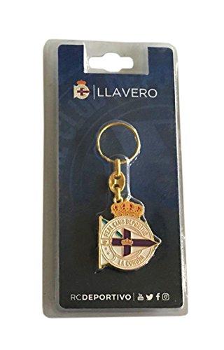 Llavero Oficial Real Club Deportivo de La Coruña, Escudo ...