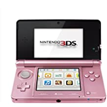 Nintendo 3DS, Pearl Pink