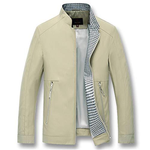 uesapihje Men Smart Businessmen Jackets Coats Male Fitted Jacket XXXL -