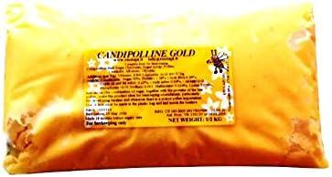 30 X Candipolline Gold Komplettfutter f/ür Bienen HALBES KILO T/üten