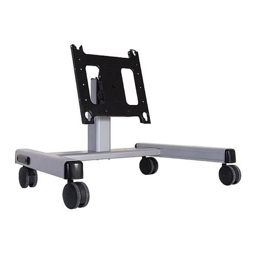 Chief PFQUB Large Confidence Monitor Mobile Cart, 200 lb Weight Capacity, 29.5
