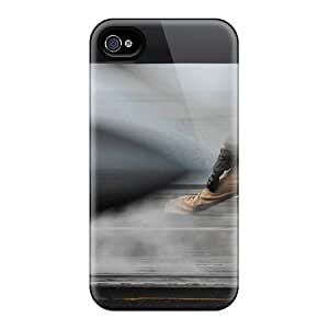 Cynthaskey PRgKAGP2710QipNp Case Cover Skin For Iphone 4/4s (second Best Job)