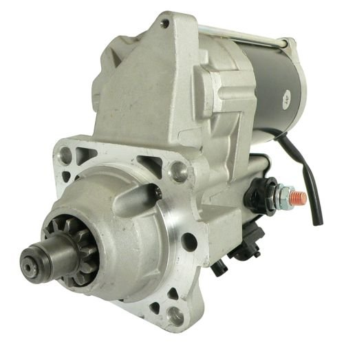 DB Electrical SND0581 New Starter For John Deere Feller Buncher 740 840 653G 843H Skidder 360D 460 ND228000-8470 AT195414 RE502811 RE506079 18978N by DB Electrical
