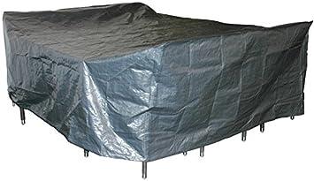 Großartig Amazon.de: habeig® Schutzhülle für Gartenmöbel 300 x 250 x 80 cm  PC53