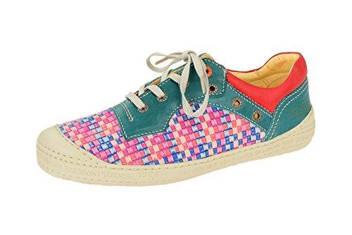 Uitwerpen Damesschoenen - Sportschoenen Lace-up De Helft Van Dat Combinatorische