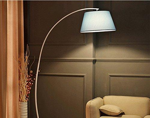 Miluce lampada da terra lampada moderna semplice da pesca a led