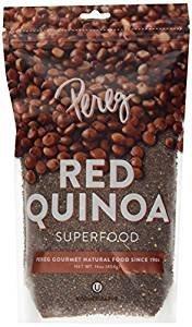 Pereg Red Quinoa Gluten Free Non GMO 16 Oz. KFP - Pack Of 6 by PEREG