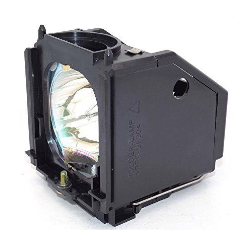 Samsung HLS6165W Rear Projector TV Assembly with OEM Bulb and Original Housing