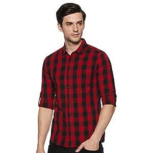 Men's Regular Fit Casual Shirts