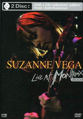 Suzanne Vega: Live at Montreux 2004 by RED Distribution