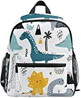 Cute Kid's Toddler Backpack Dinosaur Schoolbag for Boys Girls,Kindergarten Children Bag Preschool Nursery Travel Bag...
