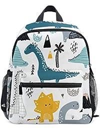 Cute Kids Toddler Backpack Dino Scandinavian Style Children Bag ¡