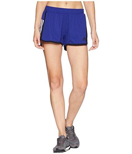 採用する基準敬意を表して[adidas(アディダス)] レディースショーツ?短パン Ultimate Knit Shorts Real Purple/White XS