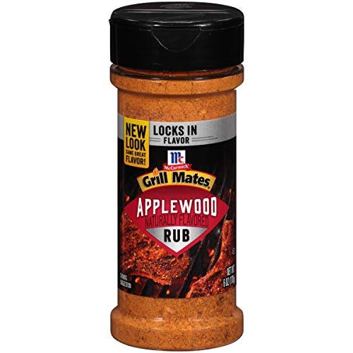 McCormick Grill Mates Applewood Rub, 6 - Apple Rub