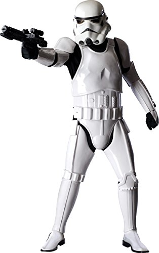 [Rubie's Men's Stormtrooper Supreme Costume X Large] (Storm Halloween Costume Ideas)