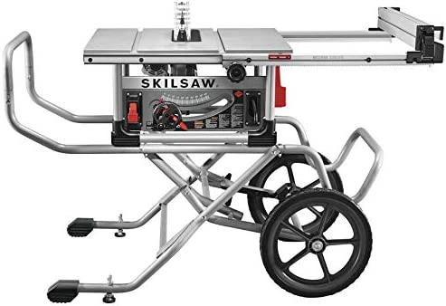 Skilsaw Heavy-Duty Worm Drive Table Saw 10in., 15 Amp, Model SPT99-12