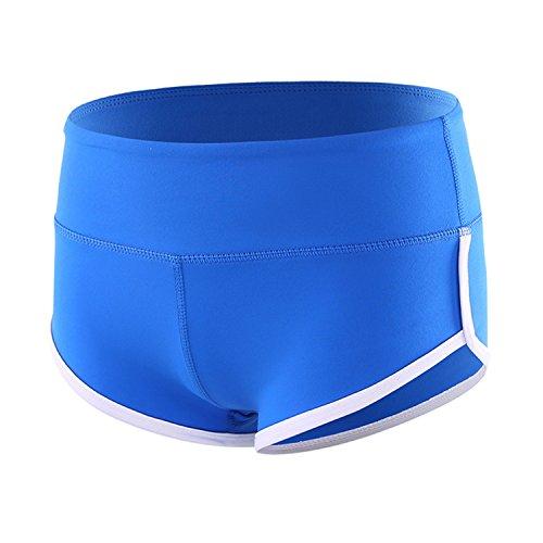 Loisirs Pantalon Plage t Yoga Casual Colors Bords Sport Bleu Femme Shorts Mode Femme fille Course Lisli Court wTgq1fxx