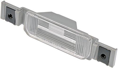 Dorman Help! 68183 License Plate Light Lens