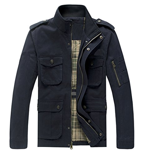 Military Style Jacket - 5
