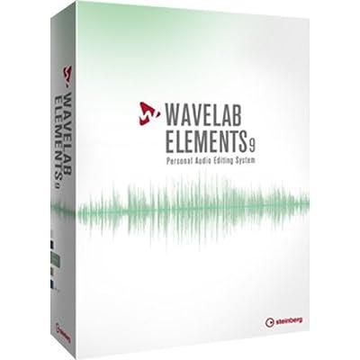 Steinberg WaveLab Elements 9 - Software de edición de audio/música