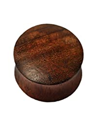Wooden Dome WildKlass Plugs (Sold as Pairs)