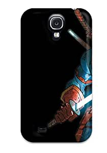 Hot Tpye Deathstroke Case Cover For Galaxy S4
