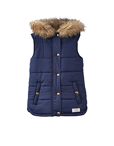 Joules Girls Alanis Hooded Gilet