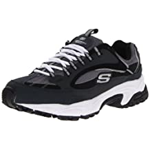 Skechers Sport Men's Stamina Nuovo Lace-Up Sneaker