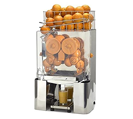 Machine à jus d'orange automatique professionnelle à partir