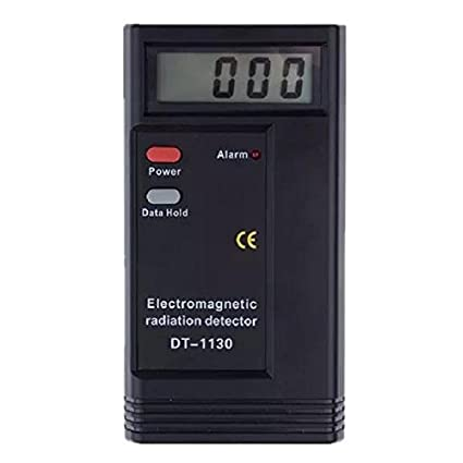 BesTim Digital LCD Electromagnetic Radiation Detector EMF Meter Dosimeter Tester - - Amazon.com
