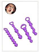 Marilia Soft Stretch Silicone Toy Combination Couple Gift (Set of 4)