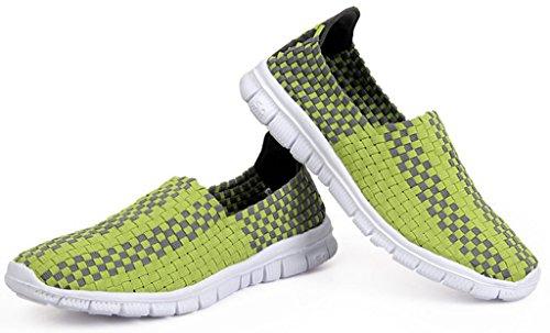 GFONE - Zapatos de tacón  mujer Verde