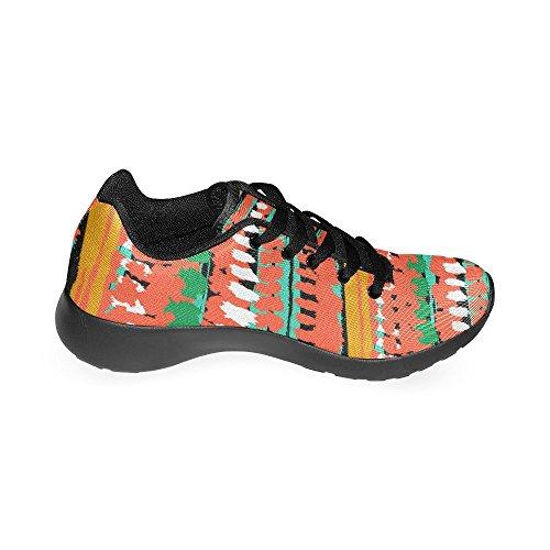 Scarpe Da Corsa Da Donna Di Interestprint Da Jogging Leggero Sportivo Da Passeggio Sneaker Da Atletica Multi 6