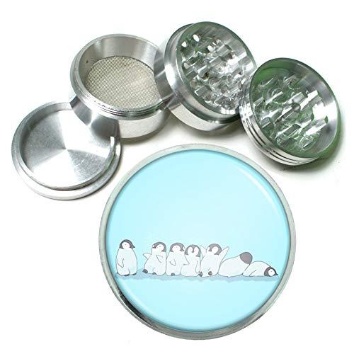 4 piece magnetic grinder - 8