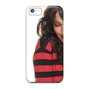 DavidStu Scratch-free Phone Case For Iphone 5c- Retail Packaging - Johanna Klum 22