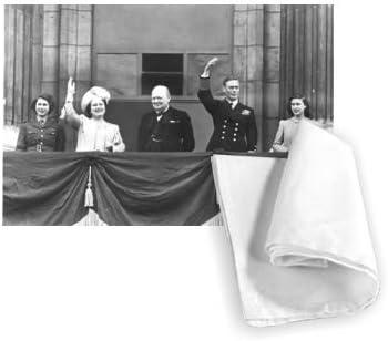 Winston Churchill - toalla de té 100% - algodón Art247 - toalla de ...