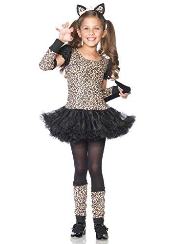 Leg Avenue Children's Little Leopard Costume (Kids Kitten Costume)
