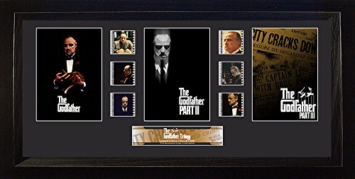 Trilogy Film Cell - The Godfather (S2) Framed and Matted Film Cell Trilogy USFC2813