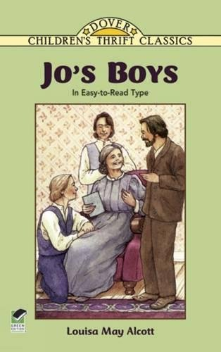 Download Jo's Boys: In Easy-to-Read Type (Dover Children's Thrift Classics) ebook