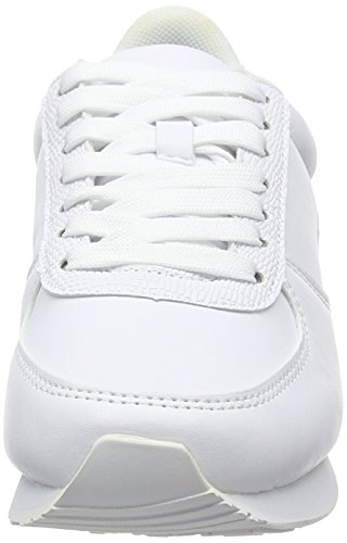 white Sneaker Bianco Donna New Look Massic axIEX