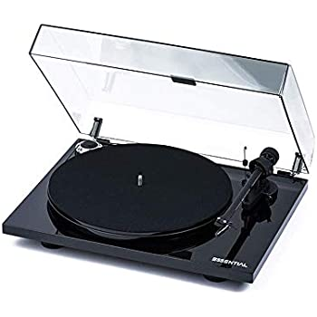 Pro-Ject Essential III Digital (Piano Black)