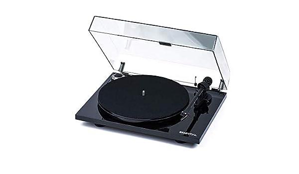 Project - Tocadiscos Pro-Ject Essential III Digital: Amazon.es ...