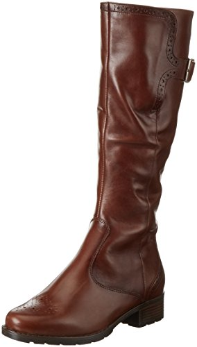 ara WoMen Liverpool-St Ankle Boots Brown (Marrone 75)